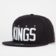 LAST KINGS LK Mens Snapback Hat
