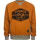 FAMOUS STARS & STRAPS The Yard Mens Sweatshirt