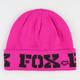 FOX Intensify Womens Beanie