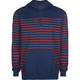 QUIKSILVER Trubble Mens Hooded Henley