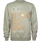 DC SHOES Highlighted Stencil Mens Sweatshirt