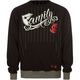 FAMOUS STARS & STRAPS Twitch Family Strike Mens Sweatshirt