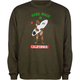 LOST Bear Hug Mens Sweatshirt