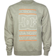 DC SHOES Highlighted Stack Mens Sweatshirt