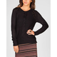 RAZZLE DAZZLE Womens Cable Knit Sweater