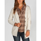 RAZZLE DAZZLE Elbow Patch Womens Cardigan