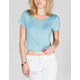 FULL TILT Womens Crop Top