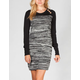 ROXY Icicles Sweater Dress