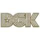 DGK Medallion Sticker