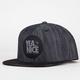 YEA.NICE Circles Mens Snapback Hat