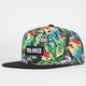 YEA.NICE Parrots Mens Snapback Hat
