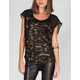 VOLCOM Sheer Me Out Womens Tee