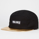 YEA.NICE Gold Foil Mens 5 Panel Hat
