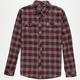 AKRUX Shift Mens Flannel Shirt