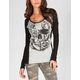 METAL MULISHA Shadow Play Womens Tee