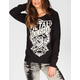 METAL MULISHA Player Womens Sweatshirt