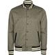 BROOKLYN CLOTH Mens Varsity Jacket