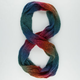 Figure 8 Ombre Infinity Scarf