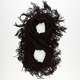 Figre 8 Open Knit Square Infinity Scarf