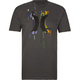 HURLEY Cybercon Mens T-Shirt