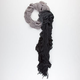 Ombre Knit Ruffle Scarf