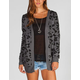 FULL TILT Cheetah Womens Cardigan