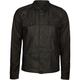 KR3W Requiem Denim/Faux Leather Jacket