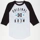 KR3W Runningback Mens Baseball Tee