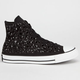 CONVERSE Chuck Taylor Studded All Star Hi Womens Shoes