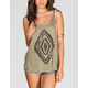 FULL TILT Ethnic Diamond Womens Tank