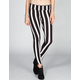 TWISTED ANGEL Bold Stripe Womens Leggings