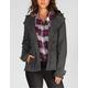 FULL TILT Womens Hooded Trench Coat