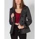 FULL TILT Tweed Womens Hooded Jacket