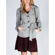 FULL TILT Womens Trench Coat