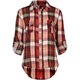 FULL TILT Studded Plaid Girls Shirt