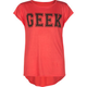 Full TILT Geek Girls Hi Low Tee