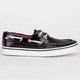 SPERRY Sequin Bahama Girls Boat Shoes
