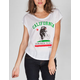 RIOT SOCIETY Going Back To Cali Womens Tee