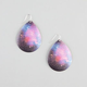 FULL TILT Galaxy Shimmer Shell Earrings