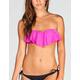 O'NEILL Solid Ruffle Bikini Top