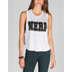FULL TILT Nerd Womens Fly Away Tank