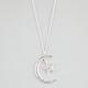 FULL TILT Star & Moon Necklace