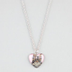 FULL TILT Crowned Kitty Necklace