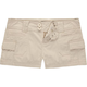ZCO Extended Two Button Womens Shorts