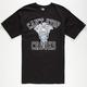 CROOKS & CASTLES Rain Camo Bandito Mens T-Shirt