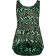FULL TILT Animal Print Girls Tank
