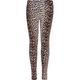 FULL TILT Leopard Print Girls Leggings
