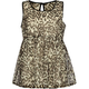 FULL TILT Cheetah Print Girls Babydoll