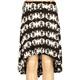 FULL TILT Ethnic Print Girls Hi Low Skirt