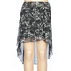 FULL TILT Skull Girls Hi Low Skirt